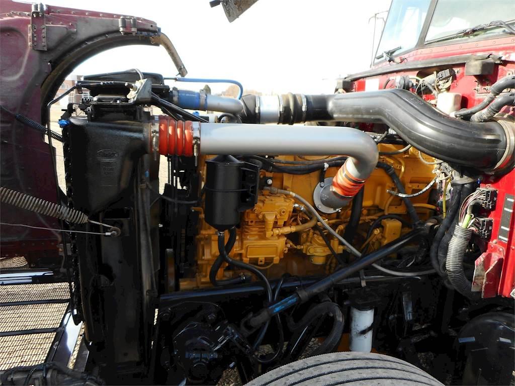hight resolution of 2003 peterbilt 379 sleeper semi truck caterpillar c15 6nz 515hp manual