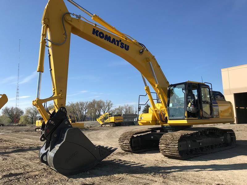 2018 Komatsu PC360LC-11 Excavator For Sale. 1.746 Hours | Twin Falls/Jerome. ID | 689910 | MyLittleSalesman.com