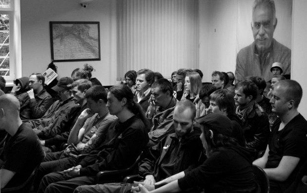 Презентация книги в Москве, в Курдском доме