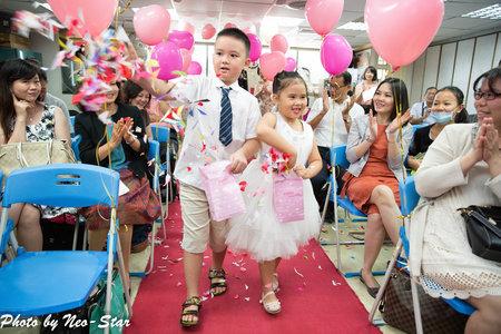 180722 兆翔 + 榮恩婚禮紀錄 - 唐維創藝工坊 (NEO-STAR 團隊)作品- 結婚吧