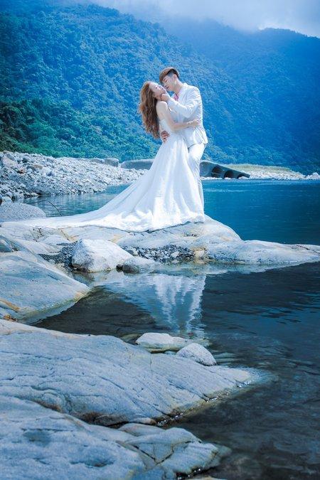 婚紗+攝影+溫泉+美食+渡假 - 谷野會館/美麗國攝影《結婚吧》