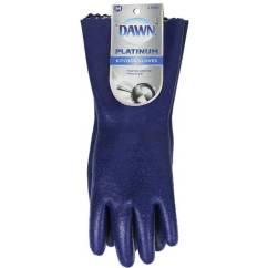 Kitchen Gloves Table Runners Dawn Platinum