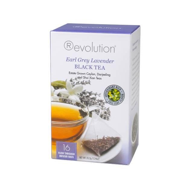 Revolution Tea Earl Grey Lavender Black Tea