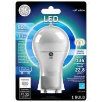 GE Plug-In GU24 Base Light Bulb