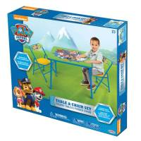 Jakks Pacific Paw Patrol Activity Table & Chairs