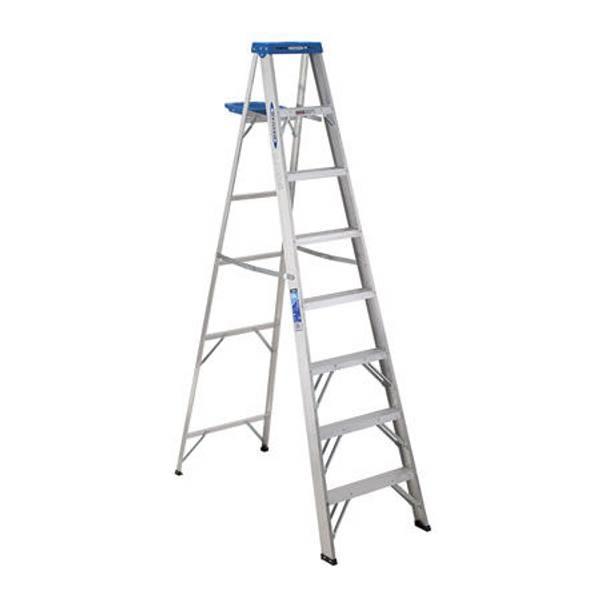 Werner 360 Series Type 1 8' Aluminum Step Ladder
