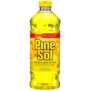 Pine Sol Lemon Fresh! All Purpose Cleaner at Blain39s