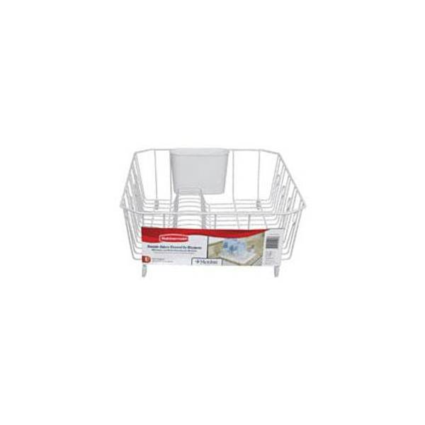 Large Dish Drainer White