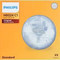 Philips Automotive Lighting H6024 Standard 12V Halogen ...
