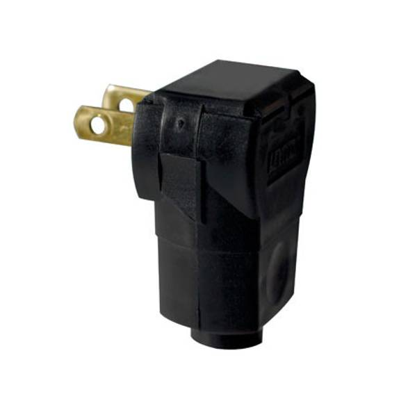 Plug Further Polarized Plug Black And White Wires On Polarized Plug