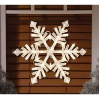 Impact Innovations Christmas Lighted Window Decoration