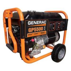 Generac 5500 Watt Portable Generator
