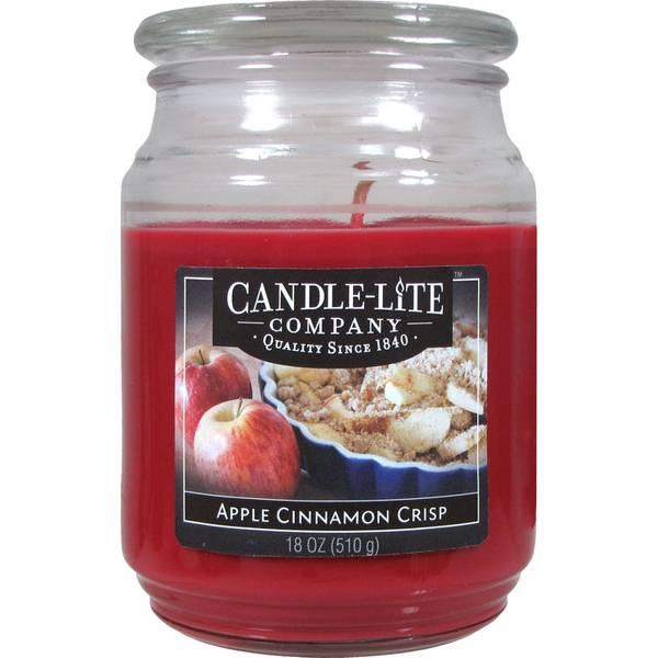 CandleLite Apple Cinnamon Crisp Candle