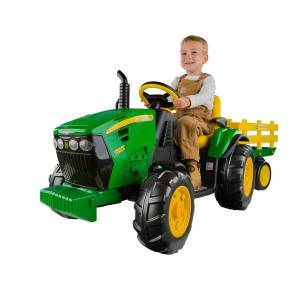 Peg Perego John Deere Ground Force Tractor