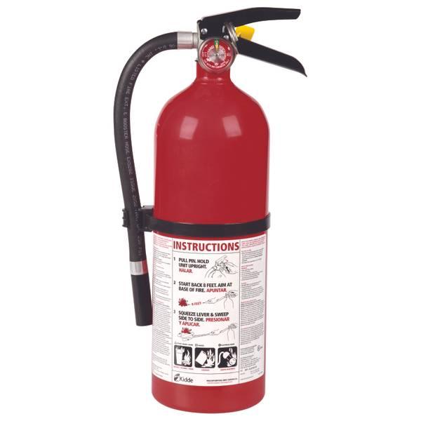 kidde kitchen fire extinguisher frigidaire appliances pro 210