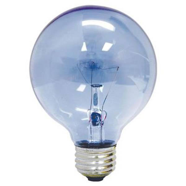 Regular Light Bulb Spectrum
