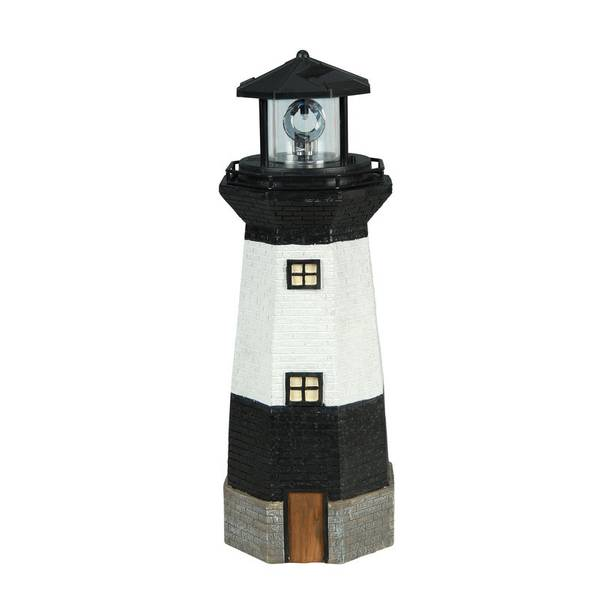 Outdoor Lighthouse Statue