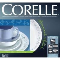 Corelle Livingware Country Cottage Dinnerware Set