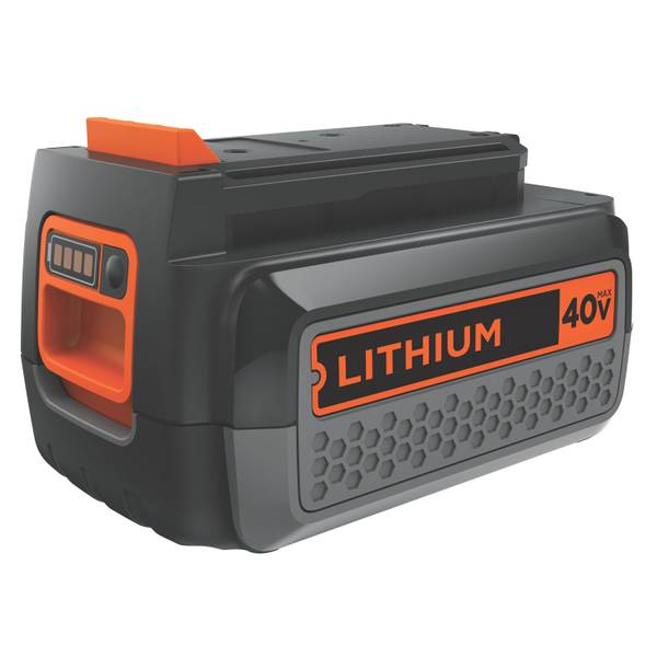 Black Lithium Charger And Decker Breakdown