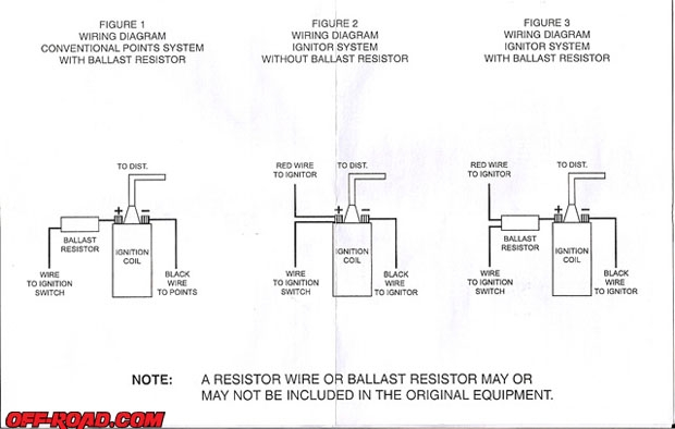 No brainer wiring question  Ballast resistor  Page 2