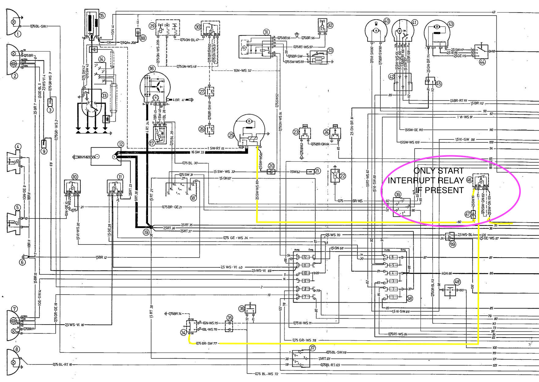 hight resolution of is quot the starter relay quot really a starter relay bmw 2002 1976 bmw 02 wiring diagram bmw 2002 tii wiring diagram