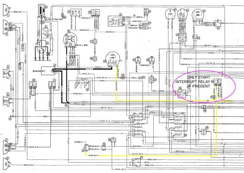 small resolution of is quot the starter relay quot really a starter relay bmw 2002 1976 bmw 02 wiring diagram bmw 2002 tii wiring diagram