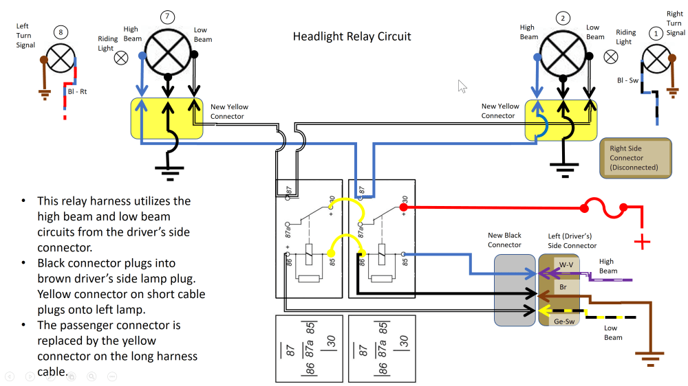 medium resolution of 2124753652 headlightrelaycircuitdiagram thumb png b80540c2ec8a15c71a746efbd12c9f99 png h4 headlight relays