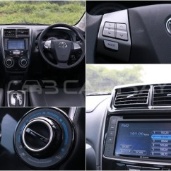 Grand New Veloz 1 5 Console Box Avanza 2016 First Drive Toyota A T Oto Interior