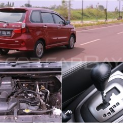 Grand New Avanza Veloz 1.5 All Kijang Innova Type G First Drive Toyota 1 5 A T Oto Performa
