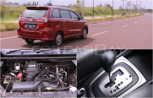 no mesin grand new avanza spesifikasi veloz 1.3 first drive toyota 1 5 a t oto performa