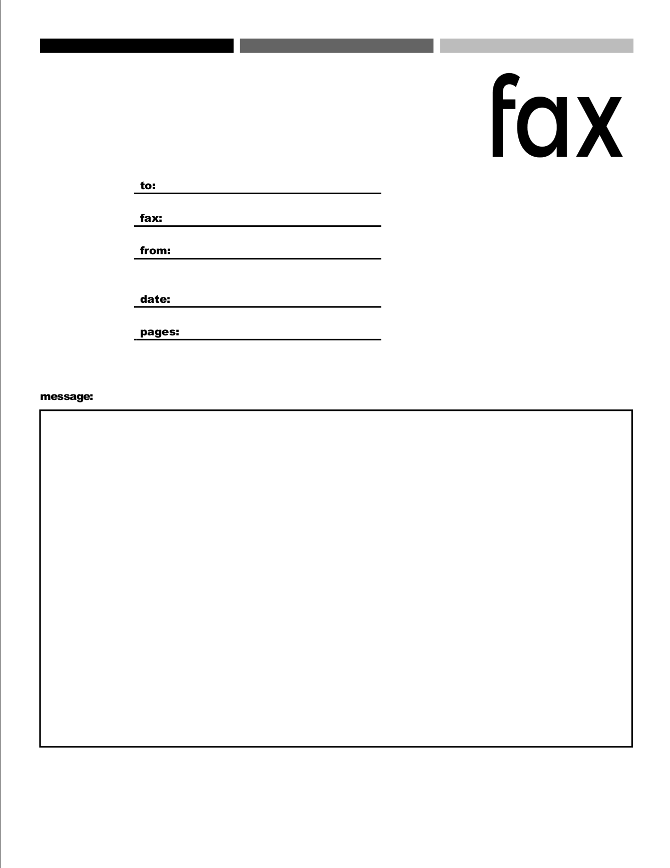 This is the 20 free fax cover templates sheets in microsoft office docx from fax cover sheet editable which you can print for free. Free Fax Cover Sheets Faxburner