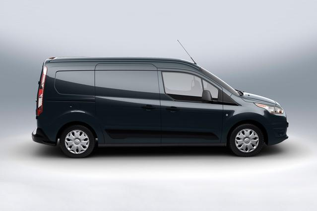 Battery Location Ford Transit Connect