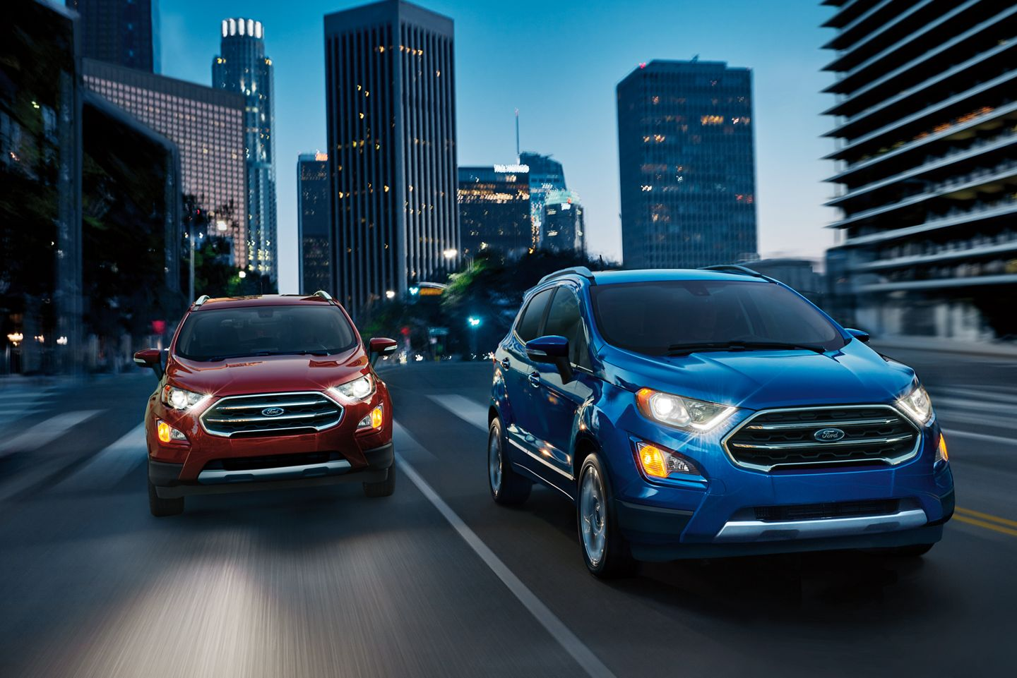 2019 ford ecosport in raleigh nc