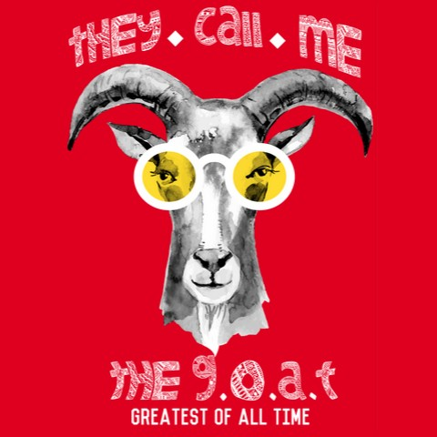 limited edition goat t