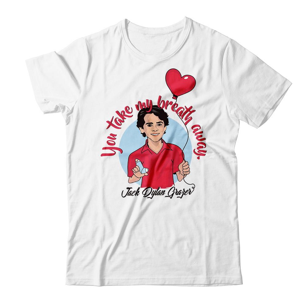 Jack Dylan Grazer Breath Away Shirt Represent De