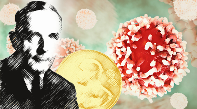 Otto Warbuger Nobel Prize for Cancer Oxygen Toxin Connection