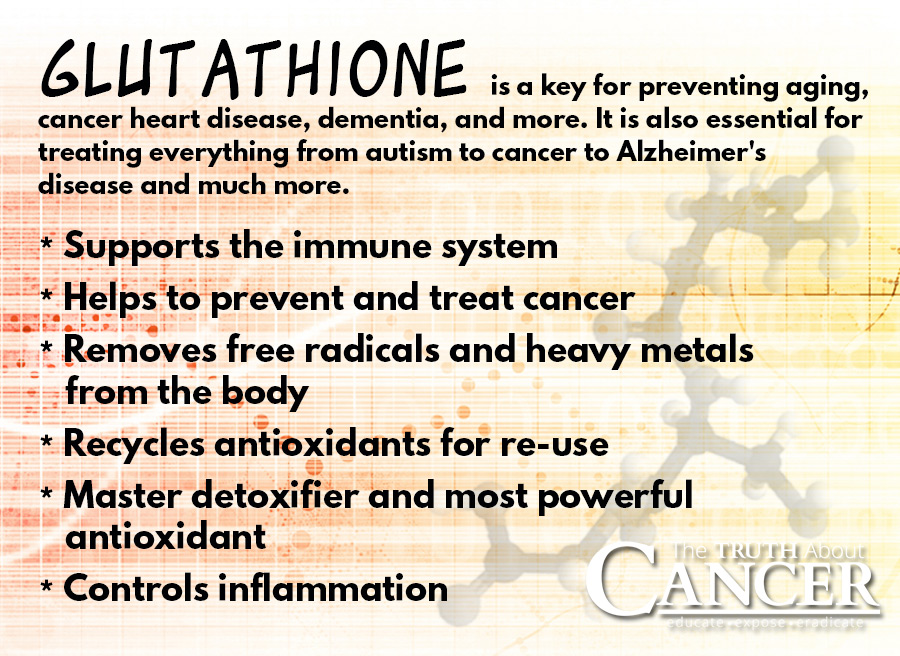 What is Glutathione and Why Do You Need it
