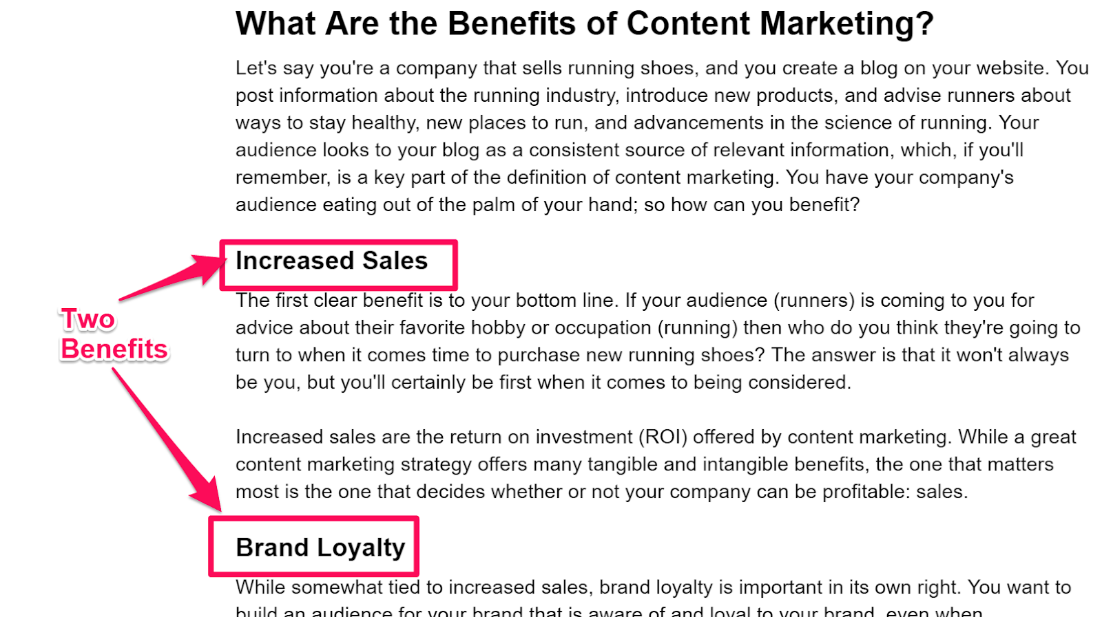 benefits of content marketing (crowd content)