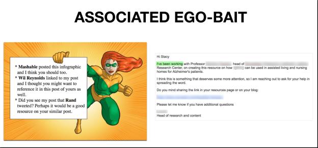 Ego-bait