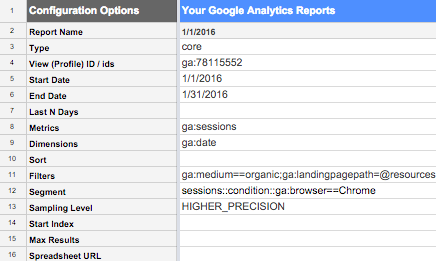 The Google Analytics Add-On for Sheets: An Intro to an Underutilized ...
