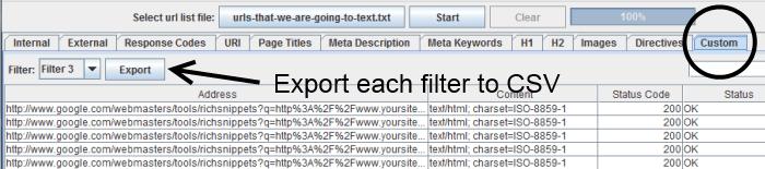 Export!