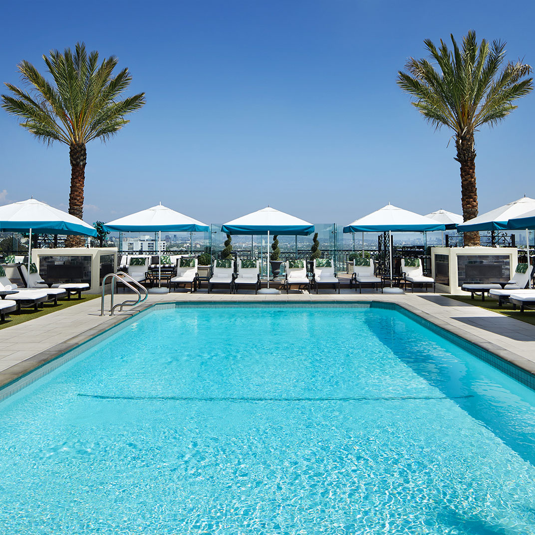 The London West Hollywood At Beverly Hills Los Angeles Area