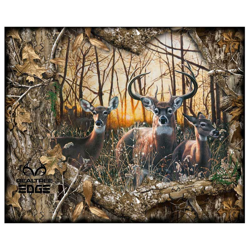 realtree daybreak multi panel