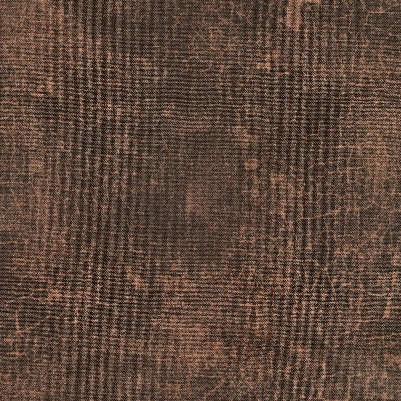 wilmington essentials crackle dark brown yardage