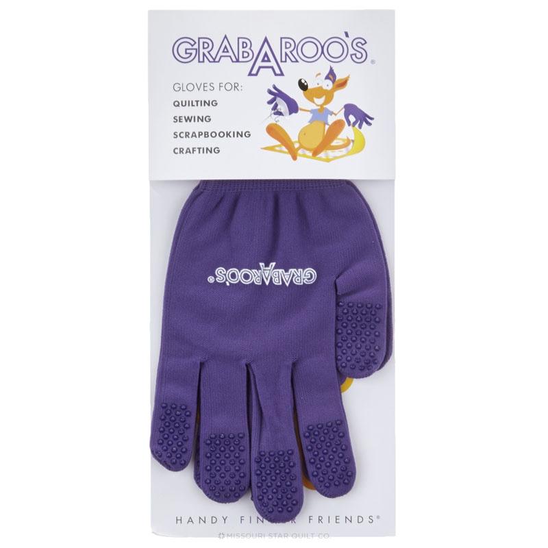 Grab Roos - Quilting Gloves Medium Grabaroos