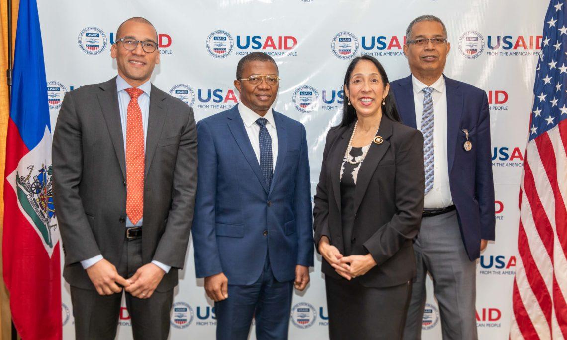 usaid launches haiti invest
