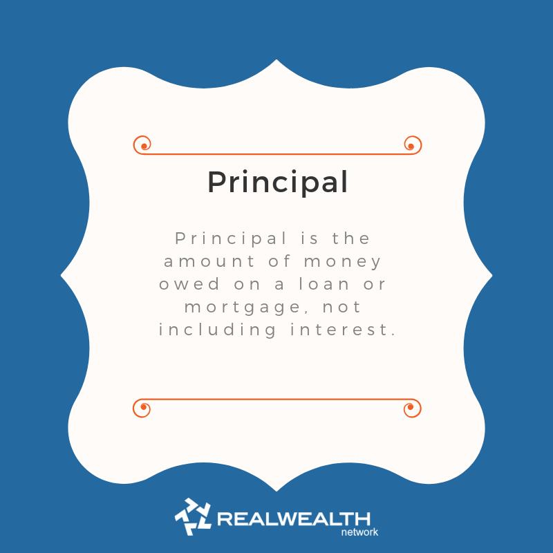 Definition of Principal image