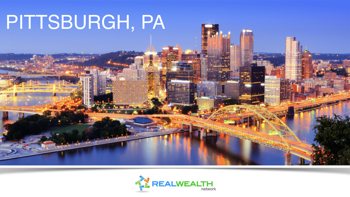 Best Real Estate Markets 2017: Pittsburgh