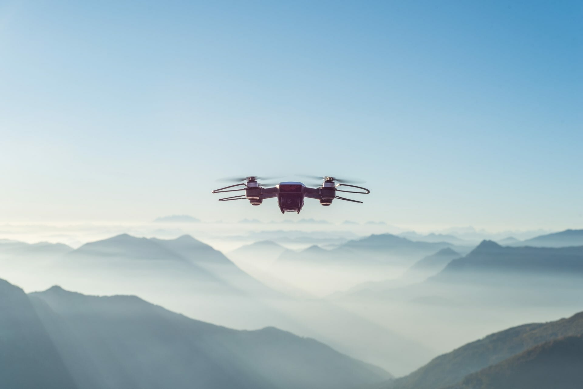 Picture of drone over mountains for Real Estate News for Investors Podcast Episode #751