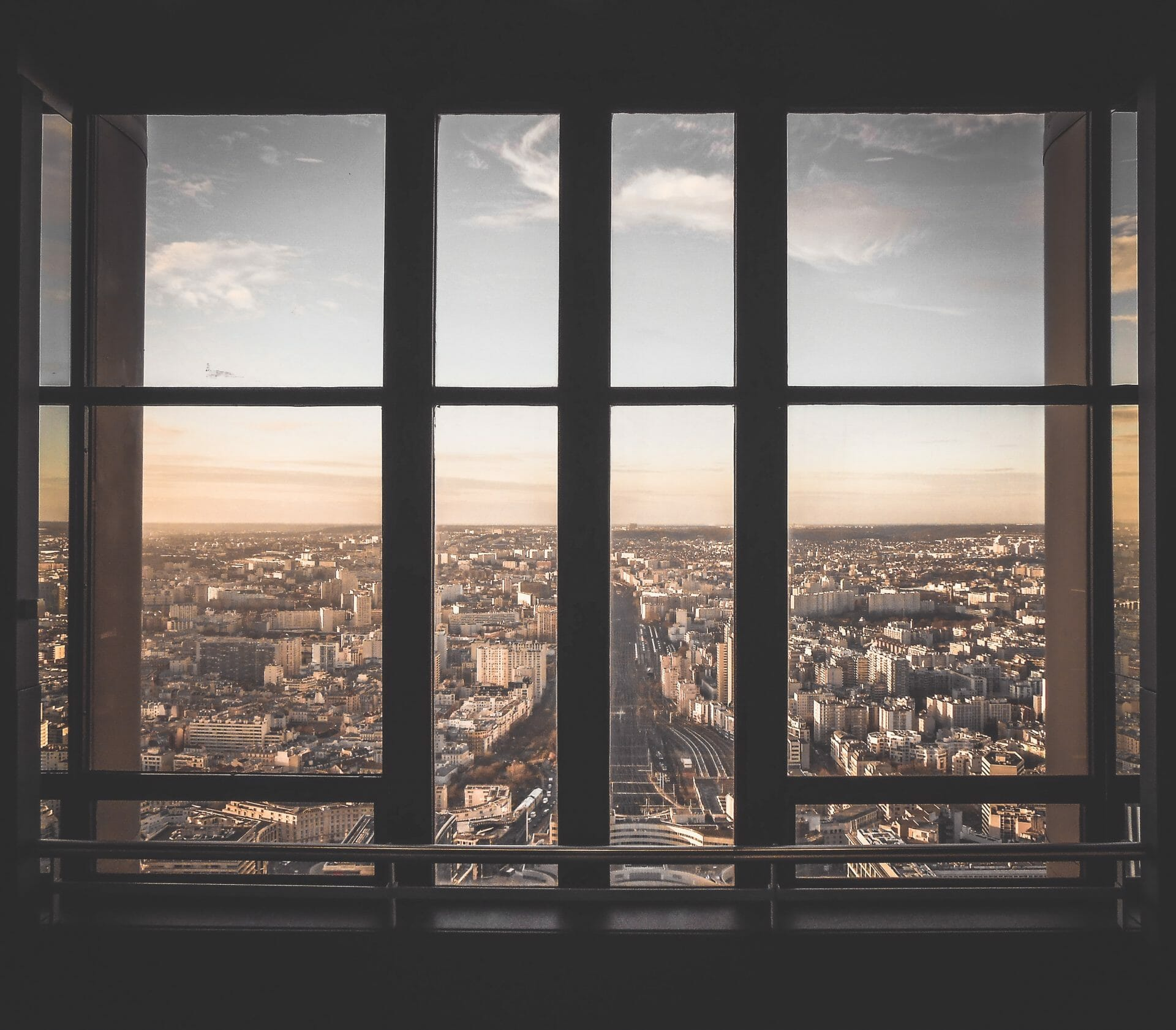 Picture of window with city view for Real Estate News for Investors Podcast Episode #778